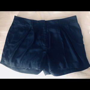 BCBGeneration Navy Shorts